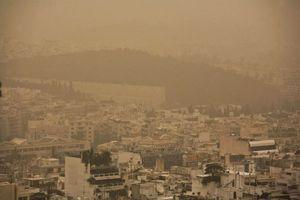 Συστάσεις για την προστασία από την αφρικανική σκόνη